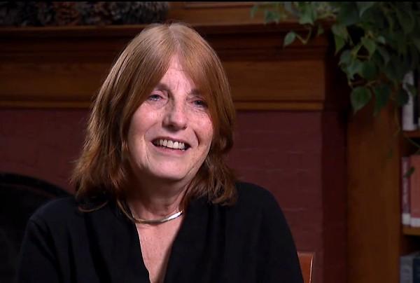 Abigail Garthwait, University of Maine associate professor.
