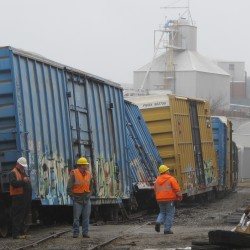 Accidents aside, railroads in Maine seen as safe