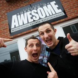 Audiobody brothers to open 'Freeport Theater of Awesome'