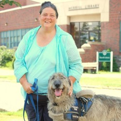 Pet therapy brings joy to hospital's patients