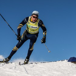 Vermont skiers take first-day lead at Eastern High School Nordic meet