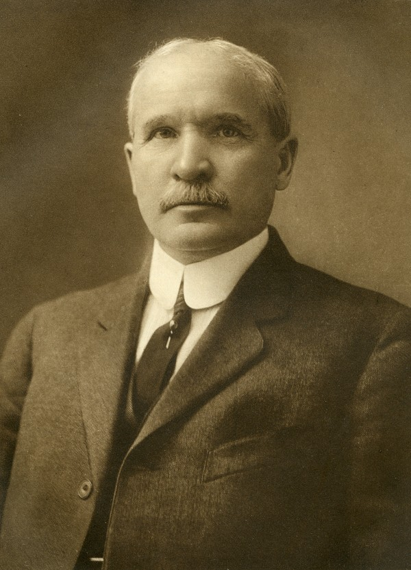 "Charles W. Mullen, the &quot""fire mayor.&quot"