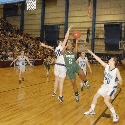 Saturday ceremony to honor Bangor Auditorium tourney history