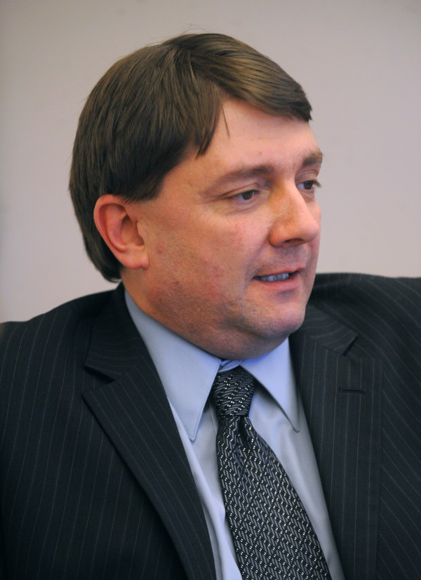 Senate assistant majority leader Troy Jackson