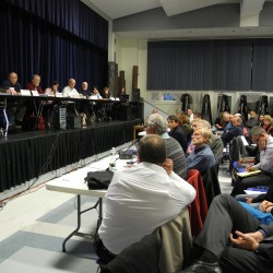 Searsport board resumes tank hearing; decision hangs on standards