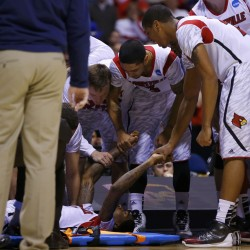 Remember this from Kevin Ware's injury: A ghastly moment highlights true courage