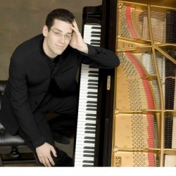EDMUND BATTERSBY, pianist, TO PERFORM IN PROSPECT HARBOR 7/17