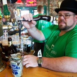 Irish enjoy early start to St. Paddy's Day thanks to new law