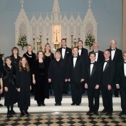 Chamber choir concert Sunday at St. John's