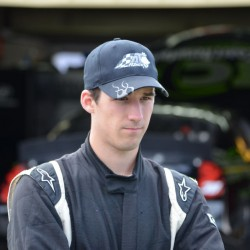Young Fort Kent auto racing driver pondering future after finish in Snowball Derby