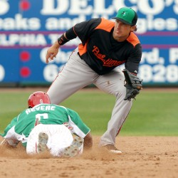 Portland's versatile Ryan Flaherty realizing a dream by playing for Baltimore Orioles