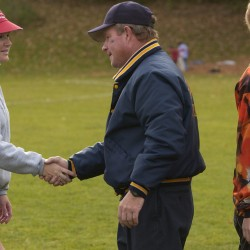 Belfast field hockey coach Holmes steps down after 40 years