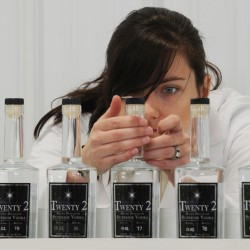Roast turkey infused vodka? A taste test of holiday spirits