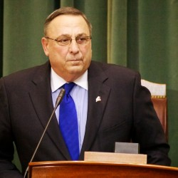 LePage says paying debts a matter of character for Maine