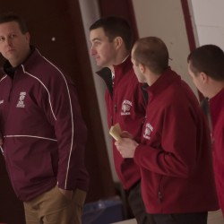 Bangor High interim hockey coach Paradis elevated to full-time coach