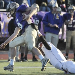 Calais' Cam Shorey gains New England prep football honor