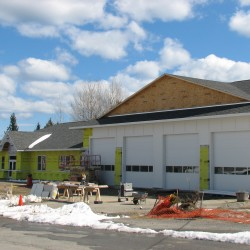 New police station nearly complete in Southwest Harbor