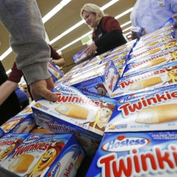 37-year-old Twinkie, world's oldest, still a sweet treat at Blue Hill school