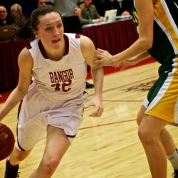 Butler, Stewart bolster Bangor's bid for its first 'A' girls' basketball title since 1982