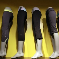 Brands warming up to women's active wear