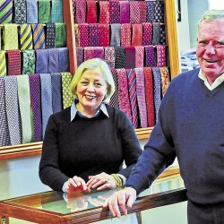 Couple's 40-year business retains personal touch