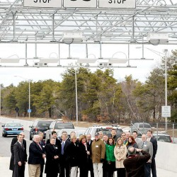 Turnpike to install high-speed toll lanes in New Gloucester