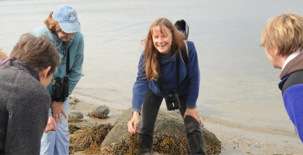 Cloe Chunn, co-founder and instructor in the Maine Master Naturalist Program will speak at 7pm on Thursday, March 14th at Maine Audubon's Fields Pond Center in Holden.  Free and open to the public.