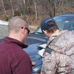 Tales from a Maine Game Warden: Excuse me, sir. Is that a Snoopy rod?