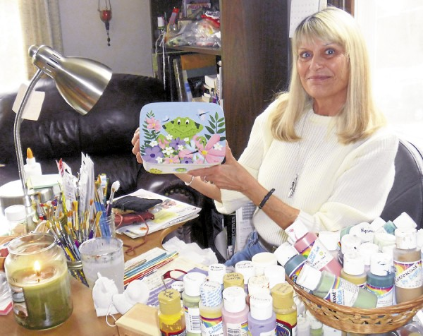 Dedham Woman Turns Crochet And Craft Into Home Based Business