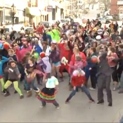 Harlem Shake coming to Belfast on Friday