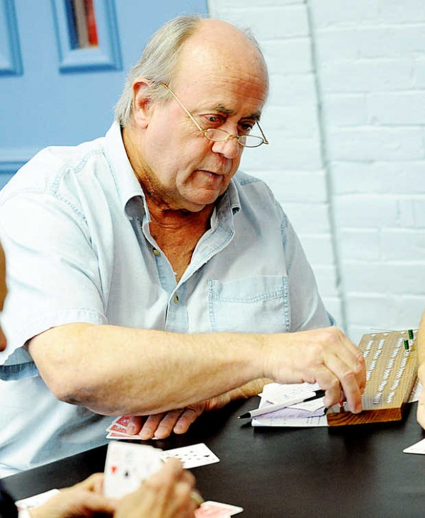 &quotI remember every card,&quot said Don Haley one week after being dealt a 29-point hand during the Senior Citizen's Cribbage Club in Lewiston. &quotI dealt and I remember every card. I had three fives and a Jack. I had the Jack of clubs, five of diamonds, five of hearts and five of spades. When he cut the deck, it was a five of clubs.&quot