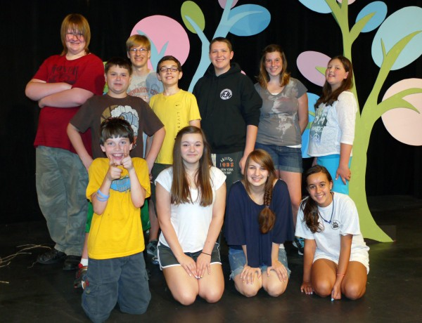 2012 summer theatre group