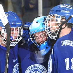 LIVE: Eastern Maine Class A high school hockey final, Bangor vs. Lewiston