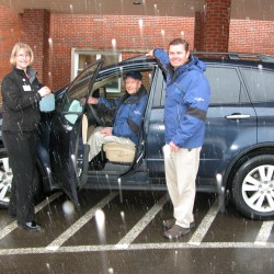 Snow, Rain or Sunshine….