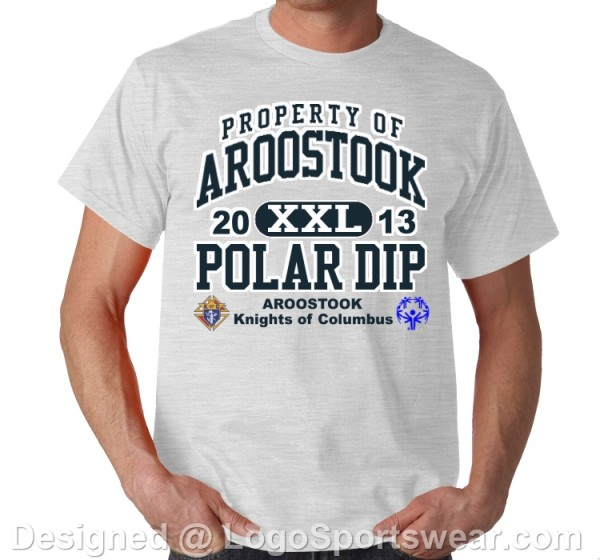 Participant T-Shirt for raising $50 plus