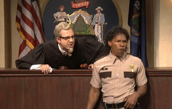 An image from &quotMaine Justice,&quot which premiered on &quotSaturday Night Live&quot on Saturday, Dec. 8, 2012.