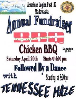 Madawaski Benefit Dinner fundraiser - Saturday, April 20, 2013
