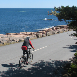 Bike in Acadia month not to be missed