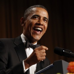 Hollywood, Capitol Hill shine at White House correspondents' dinner