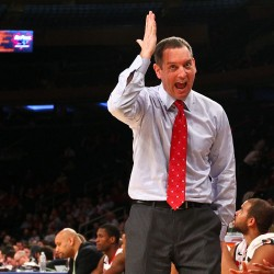 Rutgers AD reconsidering future of basketball coach Rice after abuse allegations