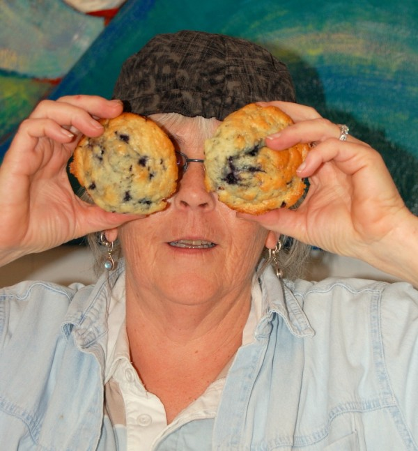 Amy McGarr's repertoire of baked goodies, which ranges from blueberry muffins to key lime pie, are a major reason why Chester Pike's Galley patrons don't mind waiting for a table at the popular Schoodic Peninsula restaurant in Sullivan.