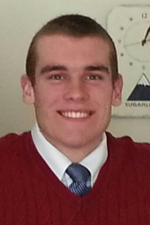 Zach Gilpin, Hampden Academy