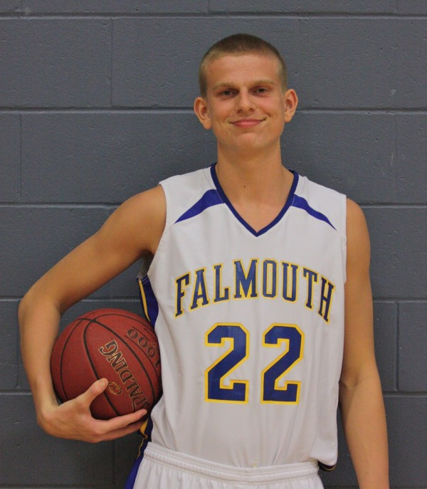 Jack Simonds, Falmouth