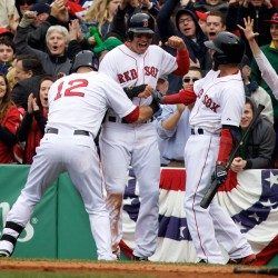 Students from Saco, Bath and Poland schools get VIP access at Fenway Park
