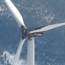 2 wind projects under way in Maine this summer