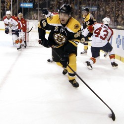 Bruins' playoff run offers comfort to wounded city