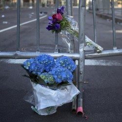 Boston Marathon bombs believed carried in dark, heavy bags