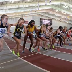 UMaine track and field teams prepare for America East championships