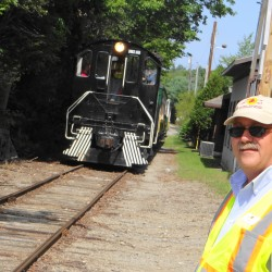 Anthology describes hardy breed of Bangor and Aroostook Railroad