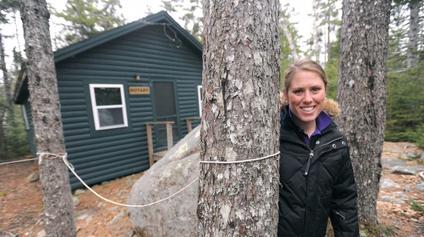 Emerald Russell is the director of the the Bangor &quotY&quot Wilderness Center at  Camp Jordan.  The facility will welcome campers and guests for the 105th season this year.